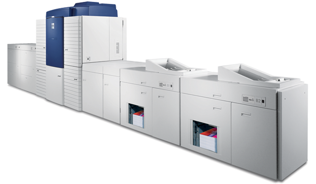 Xerox iGen3 per stampa digitale