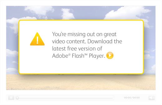 scaricare flash player ultima versione