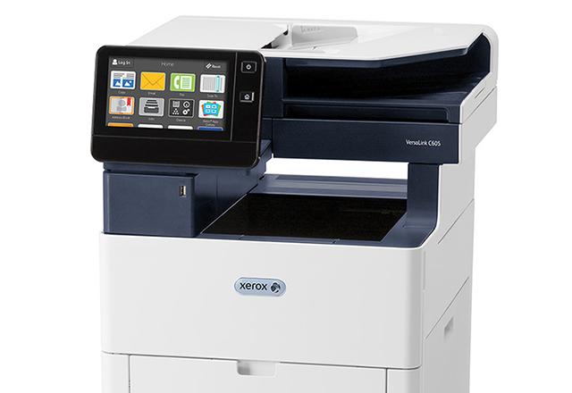Multifunzione a colori Xerox® VersaLink® C605