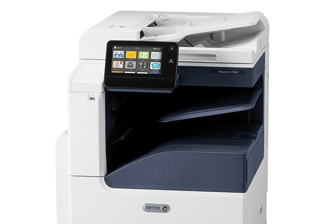 Stampante multifunzione a colori Xerox® VersaLink® C7020/C7025/C7030